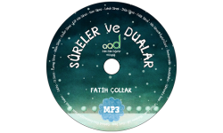- Sûreler ve Dualar CD (MP4-MP3)