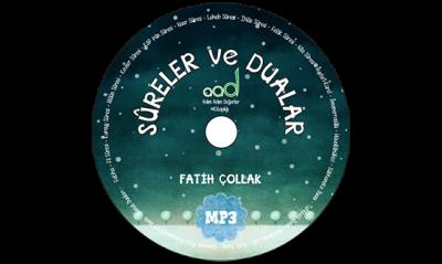 Sûreler ve Dualar CD (MP4-MP3)