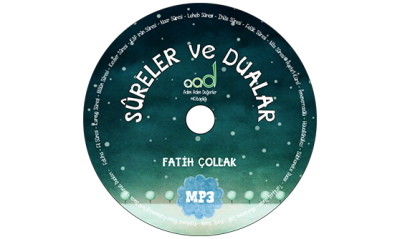 Sûreler ve Dualar CD (MP4-MP3)
